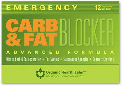 carb fat blocker