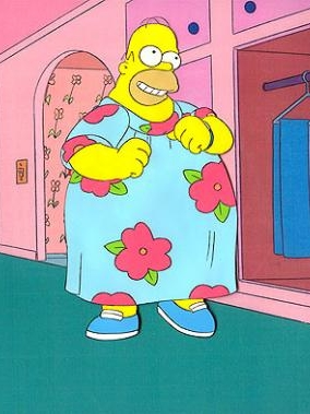 I'm too sexy for this muu muu...