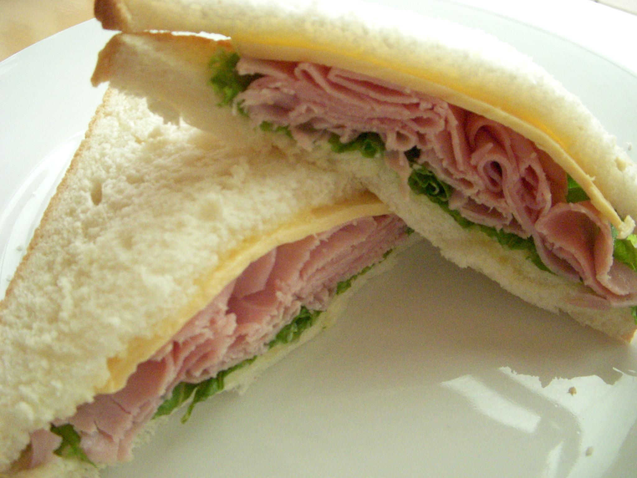 Como hacer un buen Sandwich Primavera.