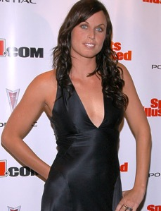 Amanda Beard - Olympic Swimmer