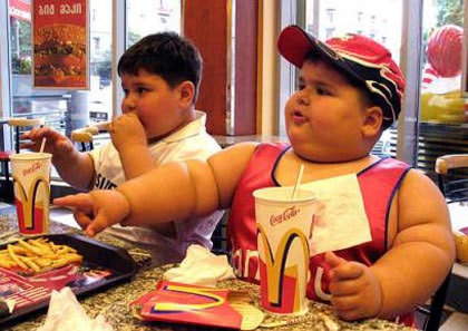 fat kid How can we get our teens, the teens we actually have contact with, ...