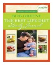 best-life-diet-daily-journal