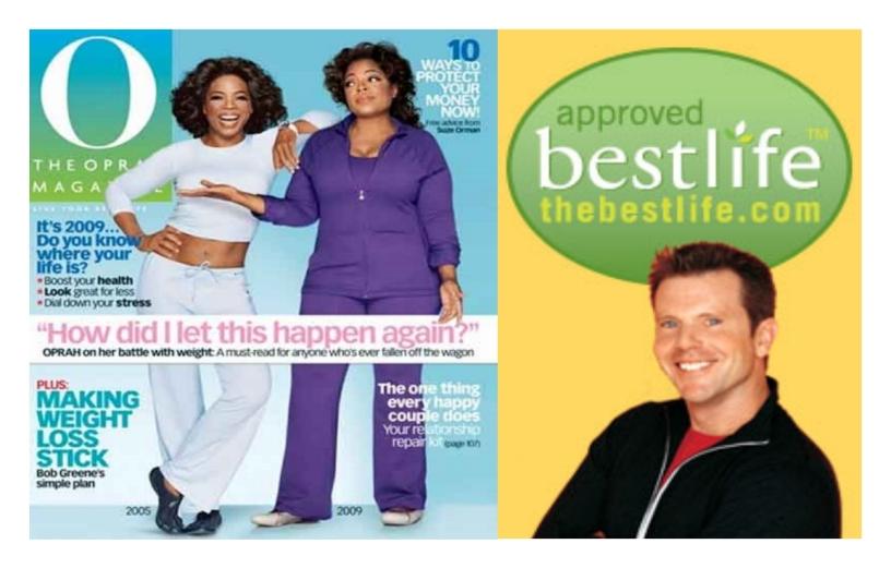 "Oprah's ""Best Life"" Weight Loss Plan – @healthhabits"