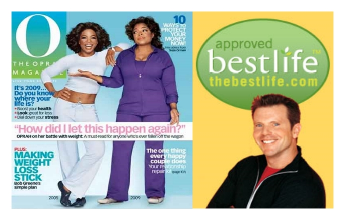 """How did America's Personal Trainer, Bob Greene """"let this happen again?"""""""