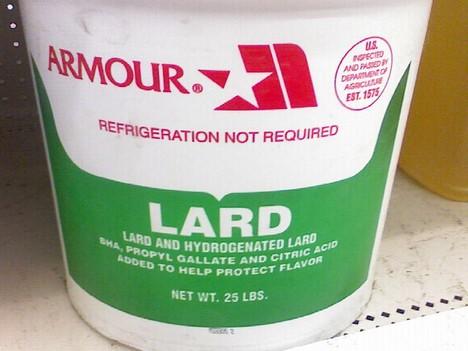 lard-hydrogenated