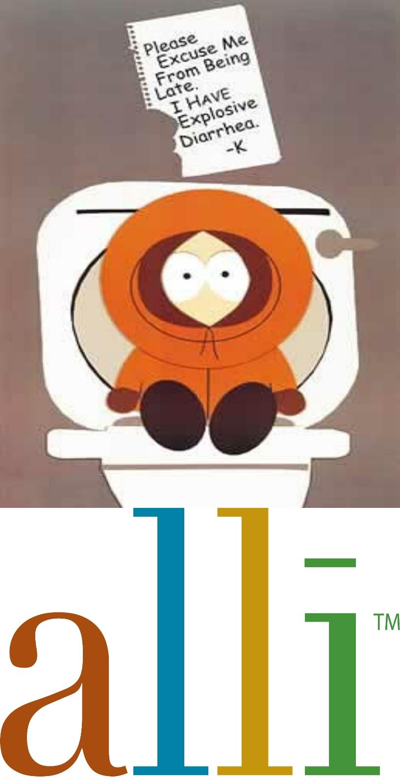 alli-diarrhea