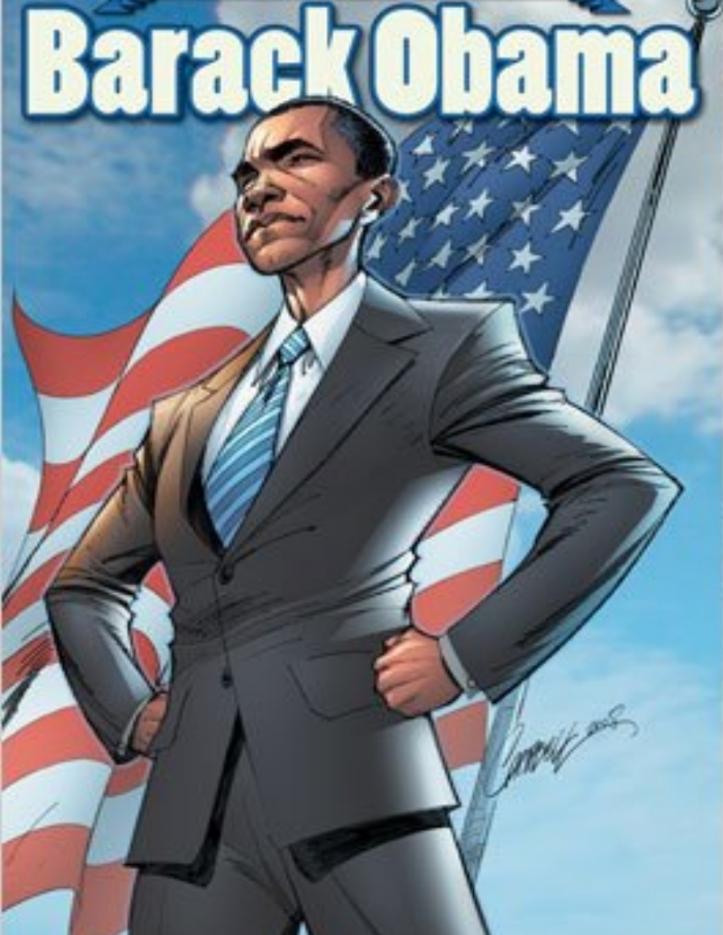 presidentialcomics.com