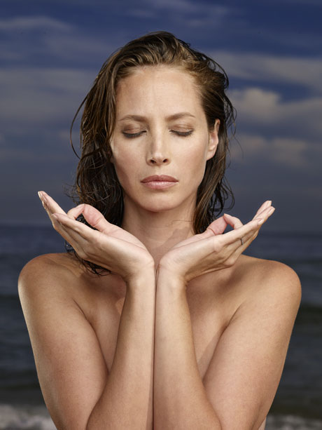model: Christy Turlington