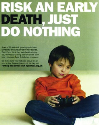 Can Video Games Reverse Childhood Obesity Health Habits
