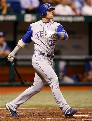 Josh Hamilton was approaching the end of the road in baseball until he found