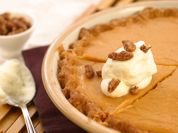sweet potato pie: the food network