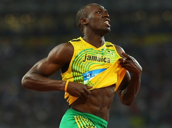 Usain Bolt Abs Workout The 25 Fittest Men in ...