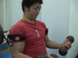 kaatsu biceps