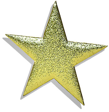 I will get no gold star this time. But what does one do with gold stars?