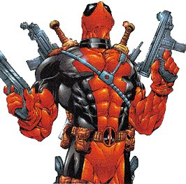 DeadPool muscle