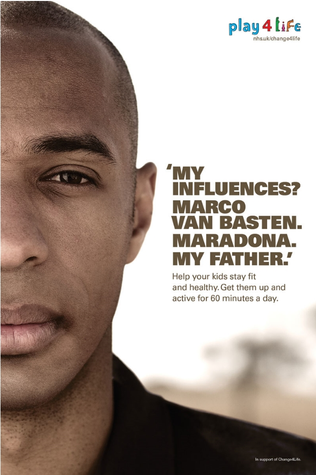 thierry henry play 4 life pepsico