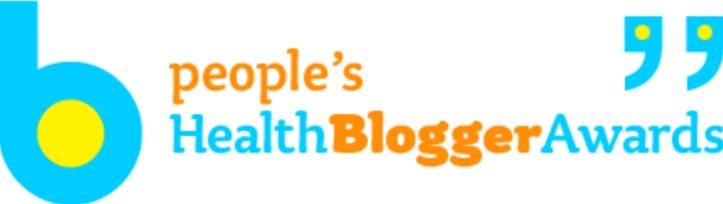 wellsphere peoples health blogger award