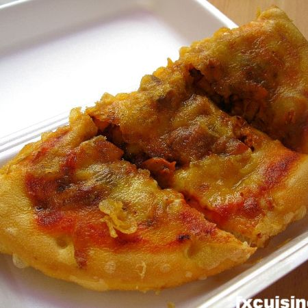 deep fried pizza is super high in omega 6 fatty acids