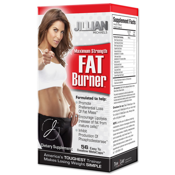 jillian fat burner