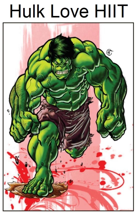 HIIT hulk