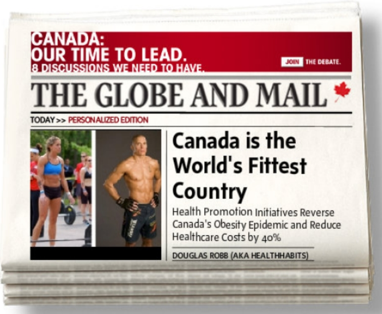 canada is the worlds fittest country