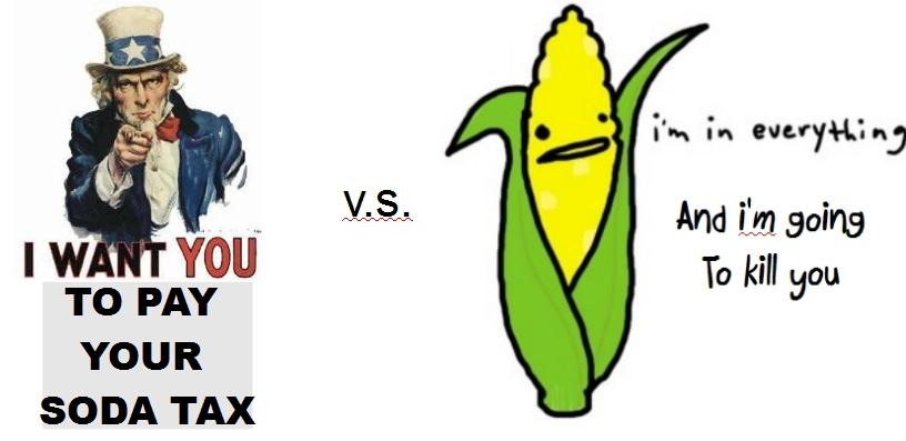 soda tax vs corn subsidy