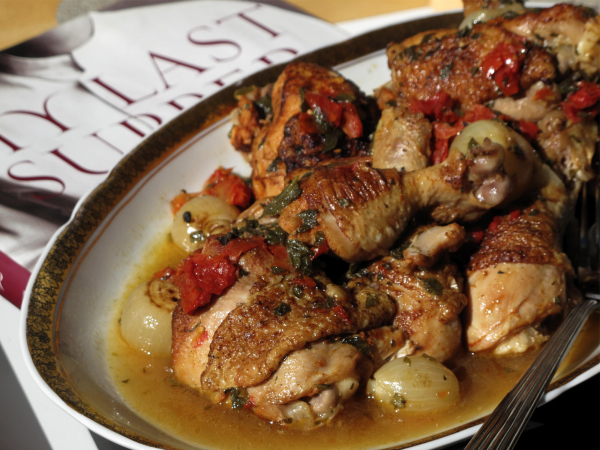 Sun-Dried-Tomato-Chicken