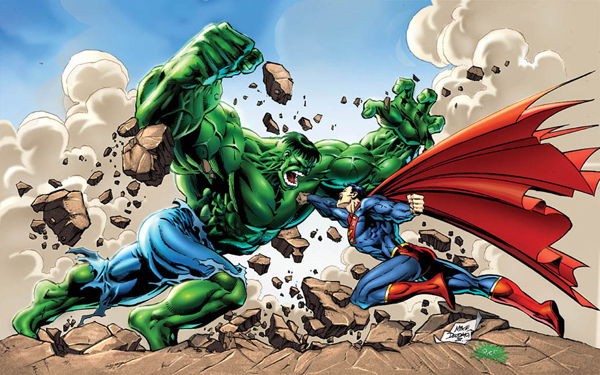 superman-vs-hulk