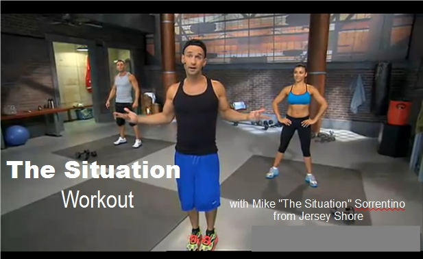 the situation workout