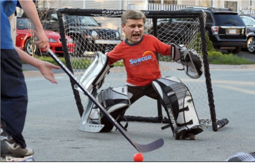 road hockey canada