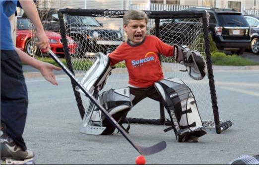 road hockey canada