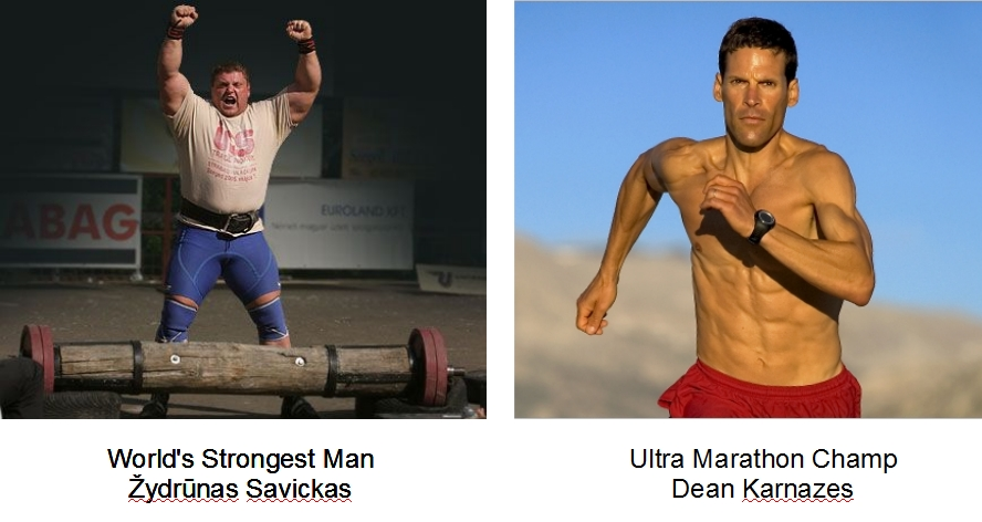 who is the better athlete #1