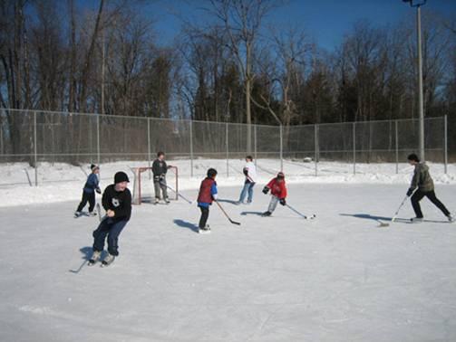 rink - skating outdoor