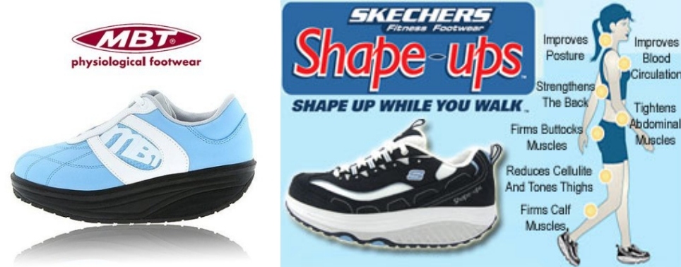 groothandelaar populair merk pre-order Do MBTs & Skechers Shape-Up shoes actually tone your butt ...