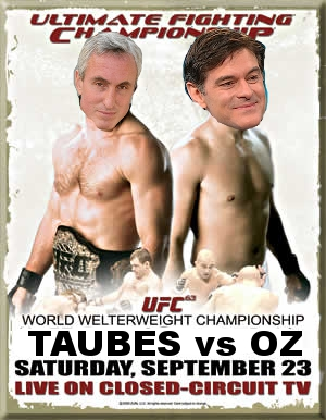 TAUBES vs OZ