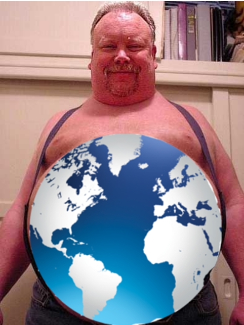 fat world fat globe