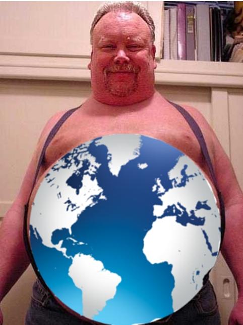 fat world fat globe