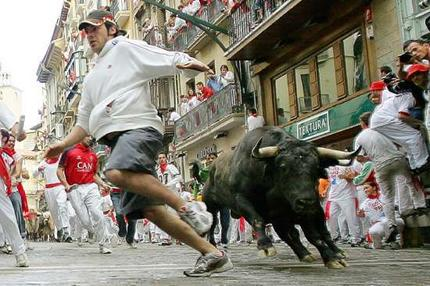 run bulls motivation
