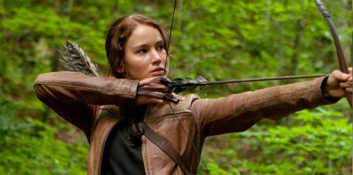 Katniss archery