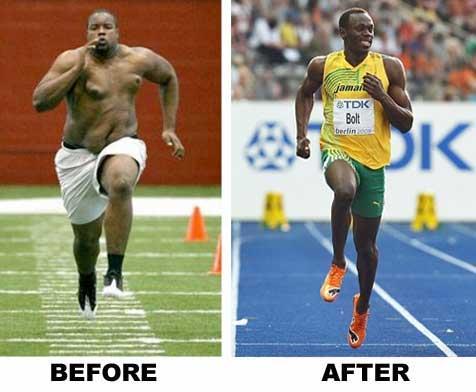 HIIT sprints