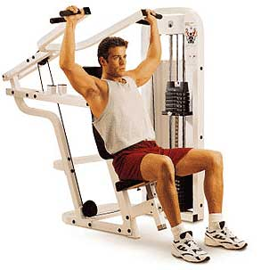 shoulder-press