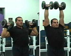 db-shoulder-press