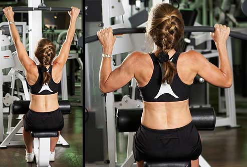 pulldowns