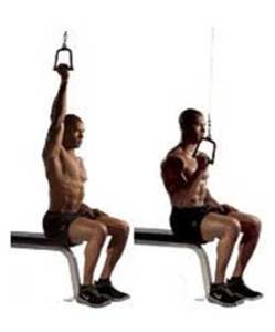 single-arm-pulldown