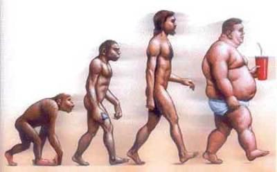 de-evolution-of-man