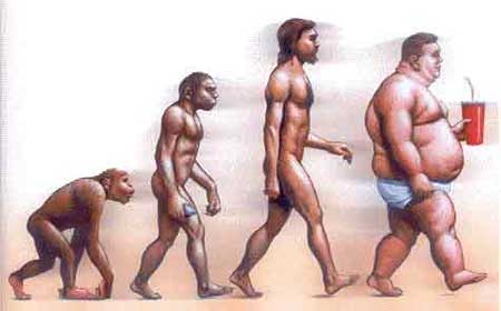 de-evolution-of-man