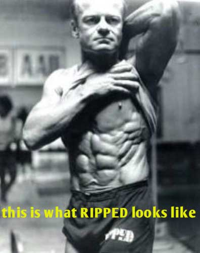 The Lazy Man's Guide to Getting Ripped