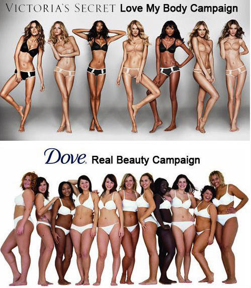Victorias-Secret-vs-Dove-women