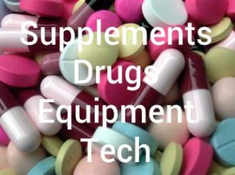 health fitness healthhabits supplements drugs equipment tech