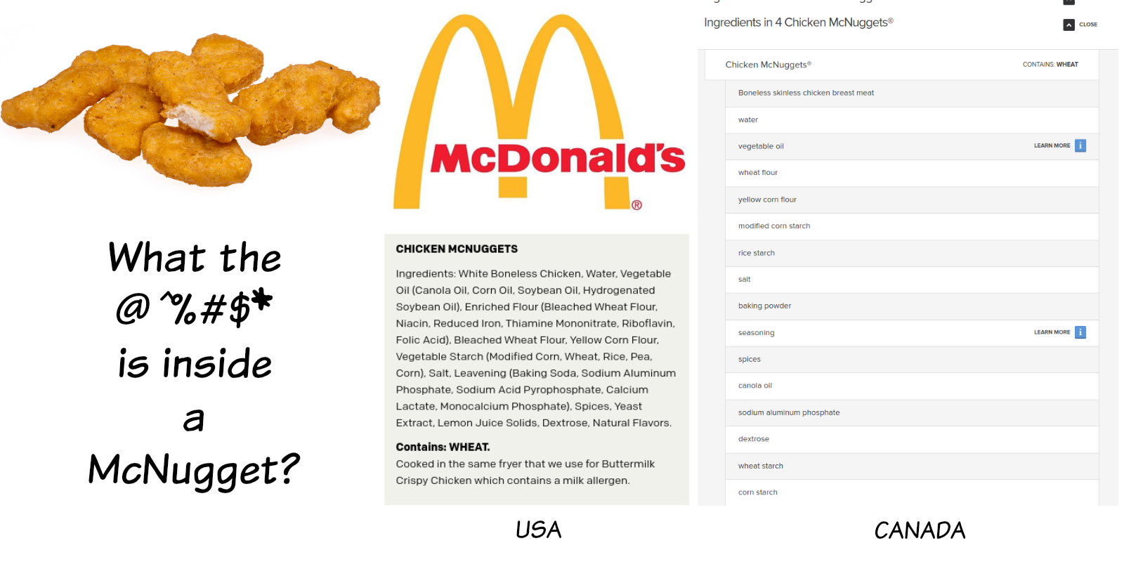 how mcdonald s responded to a changing environment To ozone depletion but this change was not enough for mcdonald's is working to translate this environmental to respond to this problem.